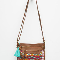 Jayden Printed Crossbody Bag | Handbags
