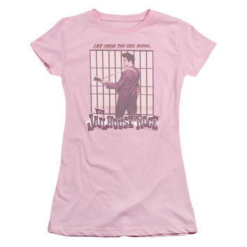 Elvis Presley  Cell Block Rock Girls Jr Pink Rockabilia