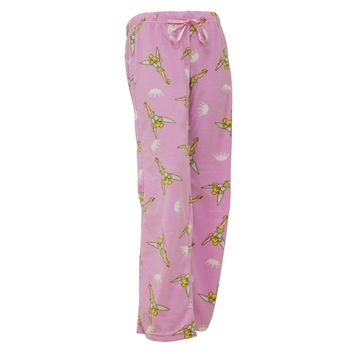 Tinkerbell - Crowns Juniors Sleep Pants - Large