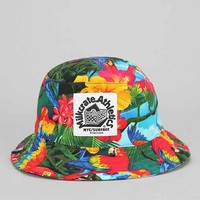 Milkcrate Athletics Tropical Bucket Hat- Multi