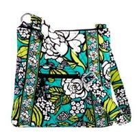 NWT Vera Bradley Large Hipster in Island Bloom