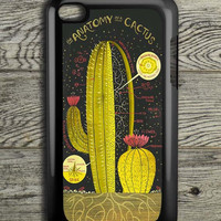 Anatomy Of A Cactus iPod 4 Touch Case