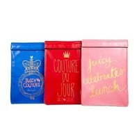 Set of 3 Lunch Bags