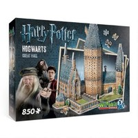 Harry Potter Hogwarts Great Hall 3D Puzzle | HarryPotterShop.com