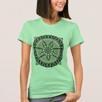 Women's American Apparel Fine Jersey sacred T-Shirt