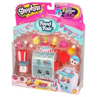 Shopkins Food Theme Pack - Candy Collection