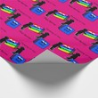 Get Well Wrapping Paper