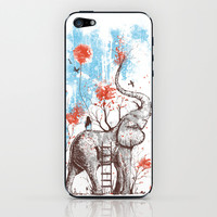 A Happy Place iPhone & iPod Skin by Norman Duenas