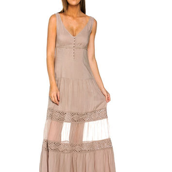 Road Trip Ready Maxi Dress - Lucky Duck Boutique