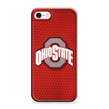 Ohio State logo jersey red iPhone 6 | iPhone 6S case