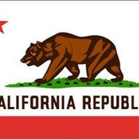 3ft x 5ft California Flag - Polyester - 3x5 Cali Flag Poly