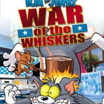 Tom And Jerry War Of The Whiskers From Amazon