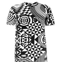 Geometric-print T-shirt | Versus | MATCHESFASHION.COM