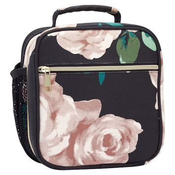 The Emily & Meritt Bed Of Roses Classic Lunch Bag