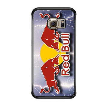 monster energy logo red bull samsung galaxy s7 s7 edge s3 s4 s5 s6 cases