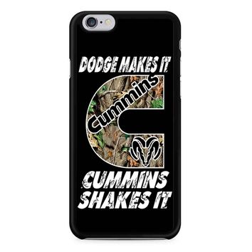 Dodge Makes It Cummins Shakes It iPhone 6/6S Case