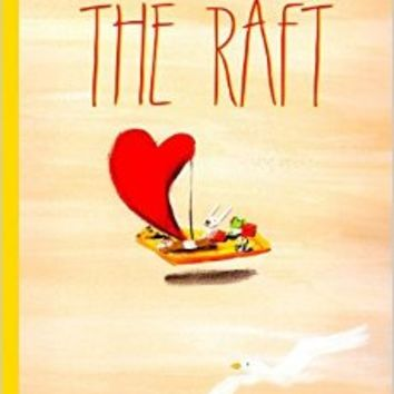 The raft Paperback – September 4, 2014