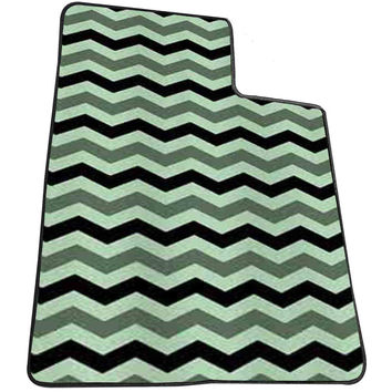Mint Chevron 076c234b-7ad1-4064-bcf6-454d55376a69 for Kids Blanket, Fleece Blanket Cute and Awesome Blanket for your bedding, Blanket fleece *AD*