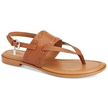 Coach Stacey Sandal Saddle