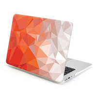 Hard Case Print Frosted (Geometry Pattern) for 13 MacBook Air