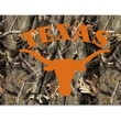 NCAA Texas Longhorns 3-by-5 Foot Flag with Grommets - Realtree Camo Background