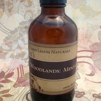 Woodlands- Mens cologne, all natural 4 oz