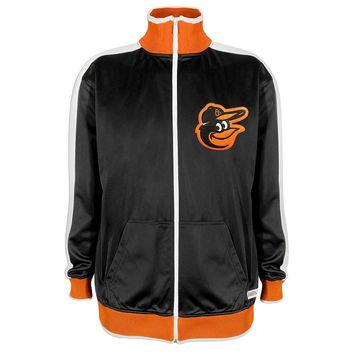 Stitches Baltimore Orioles Track Jacket