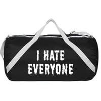 I Hate Everyone Bag