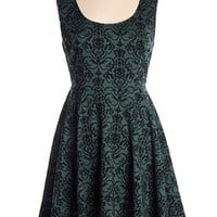 Gem Collection Dress in Green - $59.95 : Indie, Retro, Party, Vintage, Plus Size, Convertible, Cocktail Dresses in Canada