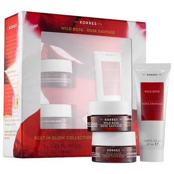 KORRES Wild Rose Best in Glow Collection - JCPenney