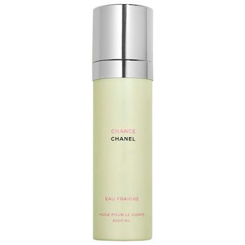 CHANCE EAU FRAÎCHE Body Oil Spray - CHANEL | Sephora