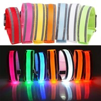 Party Supplies Parties flashing Led Light Glow Arm Belt
