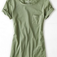 AEO Women's Favorite Pocket T-shirt