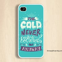 iPhone 5/5s, 5c, 4/4s & Samsung Galaxy S4, S3 cases | Disney Movies / Frozen Movie / Princess Elsa iPhone 5 case
