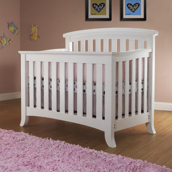 Sorelle Alex 4-in-1 Convertible Crib 525