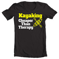 Kayaking - Cheaper Than Therapy