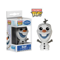 FUNKO Pocket POP: Disney's Frozen Action Figure - OLAF 1-1/2""