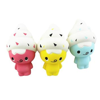 Squishy Ice Cream Slow Rising Decoration Toy
