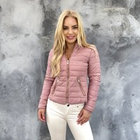 Rocky State Pink Puffer Jacket