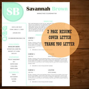teal resume template creative professional cv design professional resume template resume cover letter cv template printable