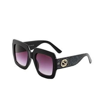 DCCKR2 GUCCI trend of men and women Sun Shades Eyeglasses Glasses Sunglasses Black N-ANMYJ-BCYJ