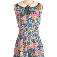Romper Through the Roses | Mod Retro Vintage Rompers | ModCloth.com
