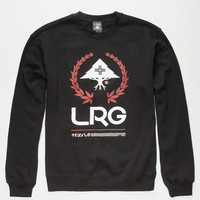 Lrg Lftd Mcmxlvii Mens Sweatshirt Black  In Sizes