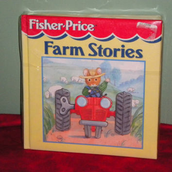 Fisher Price Farm Stories Shadow Baby The Tale of Jemima Puddle Duck