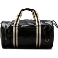 Fred Classic Barrel Bag in Black
