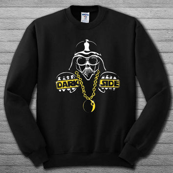 darkside rap starwars Sweatshirt  # For Women , Men  Sweatshirt