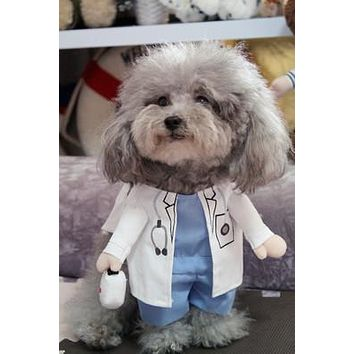 Don't Worry, I'm A Dogtor