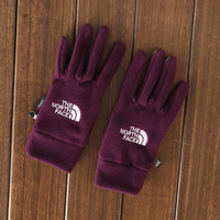 Outdoors The North Face Sports Fleece Cycling Gym Gloves
