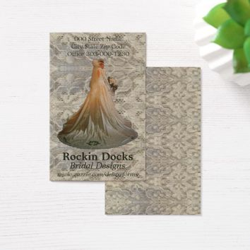 Bridal Designs Business Card