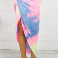 Groovy Girl Maxi Skirt - !